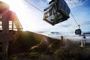 RWGenting New 28km Awana Skyway Cable Car Now Open To
