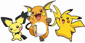 The Pichu Evolution by Dark-Infernape on DeviantArt