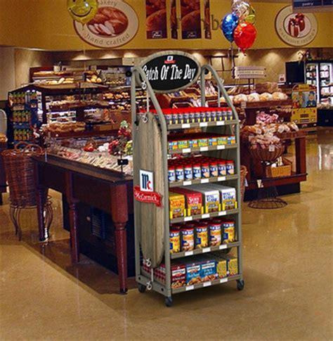 Vulcan Industries Grocery Display Fixtures | Vulcan Industries