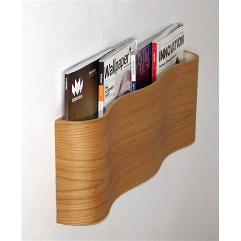 modern magazine rack picture of modern wooden magazine wall rack