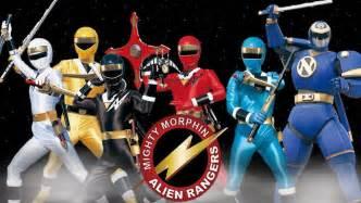 Mighty Morphin Power Rangers Alien