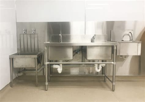 bakery plumbing fit  commercial kitchen