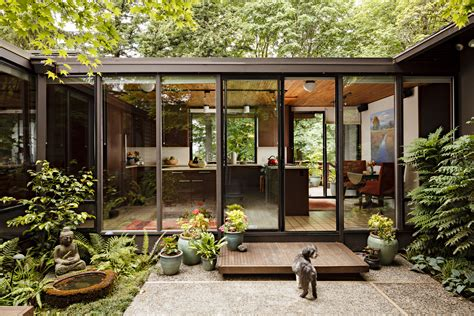 Midcentury Modern : Original Mid Century Modern House Plans