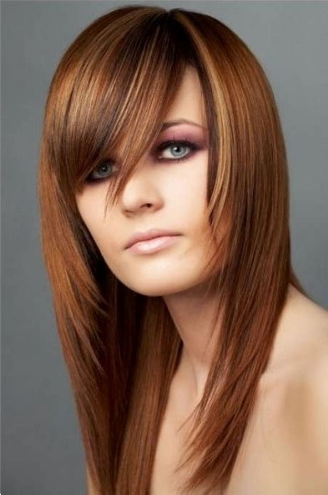 Hairstyles For With Faces by Layered Haircuts For Faces