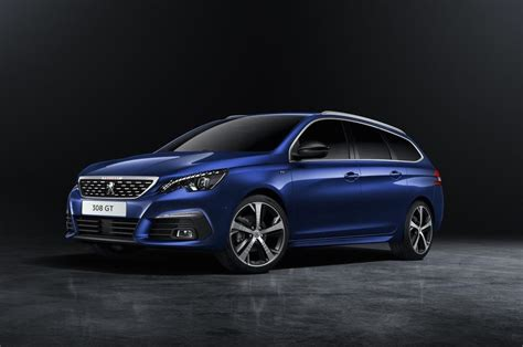 peugeot  revealed tweaked design  tech