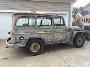 jeep willys wagon for sale 1963 jeep willy 39 s station wagon classic willys station