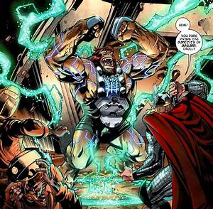 Abomination vs Ulik - Battles - Comic Vine