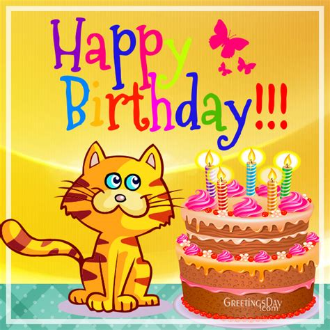 Animated Birthday Wallpaper - happy birthday images wishes pictures photos and