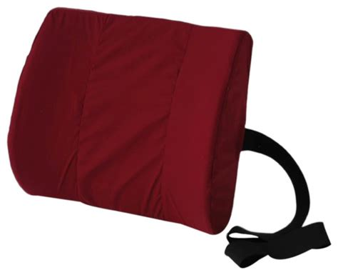 alex orthopedic molded lumbar cushion modern seat