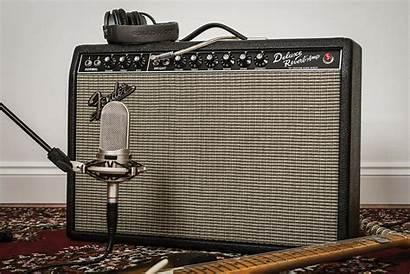 Fender Reverb Deluxe Custom 64 Guitar Amp