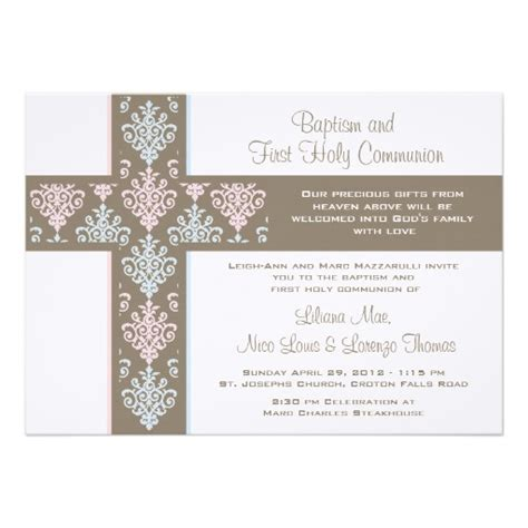 Twin Christening And First Communion Invitation Card. Bi Weekly Schedule Template. Business Impact Analysis Template. Easy Free Blank Invoice Template Pdf. Construction Daily Report Template Free. Resume Cover Letter Template Word. Quotes To Post On Instagram. Credits Required To Graduate High School. Construction Flyer Template Free