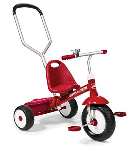 Permalink to Radio Flyer Classic Pink Tricycle