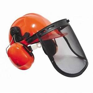 Casque Anti Bruit Chantier : casque de chantier avec visiere grillag et anti bruit ~ Dailycaller-alerts.com Idées de Décoration