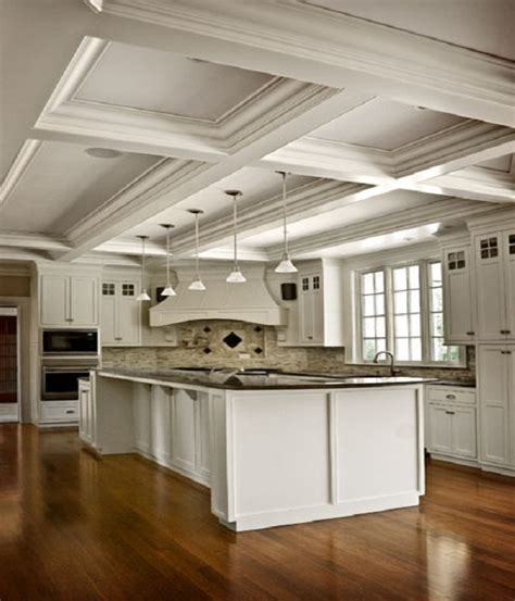 beauty  advantages  coffered ceilings  home design