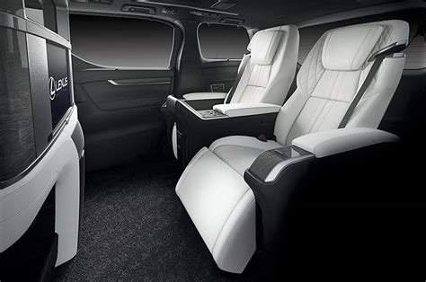 lexus lm  mpv  official debut india launch