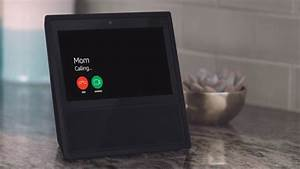 Retail Assistant Amazon 39 S Echo Show Could Replace The Old Land Line Phone