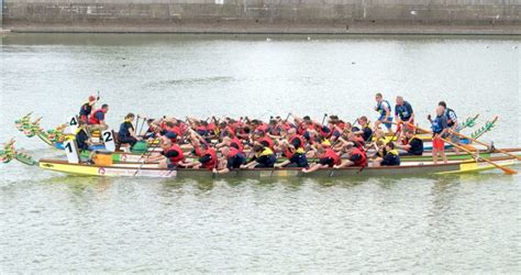 Dragon Boat Racing Companies by Dragon Boat Racing Returns To Preston Docks For Business
