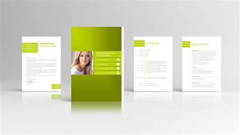 Bewerbung Schreiben Lebenslauf by Bewerbung Design Mit Anschreiben Lebenslauf Deckblatt