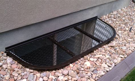 Basement Window Exterior Covers