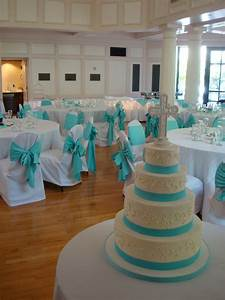 Teal wedding inspiration themes designer chair covers to go for Teal wedding theme ideas