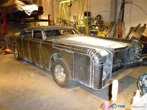 the car the car 1977 lincoln mark iii the car 1977 replica