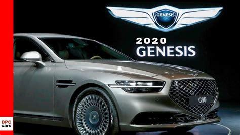 Hyundai Genesis G90 2020 by 2020 Genesis G90 Preview