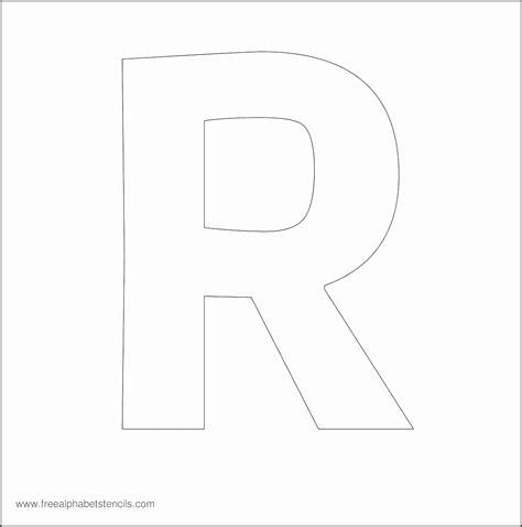 block letter template sampletemplatess sampletemplatess