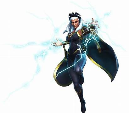 Marvel Storm Alliance Ultimate Order Characters Render