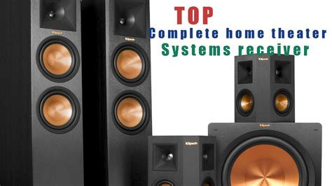 The Ten Best Complete Home Theater Systems Receiver Review