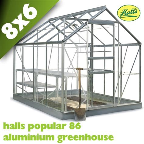 Yardline Shed Assembly Manuals by Halls Popular 68 Greenhouse 6x8