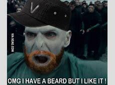 Mustache Voldemort 7