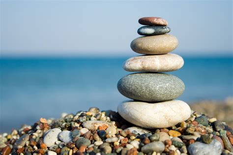 stacked rocks the value of learning silence average us