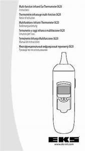 Eks 0620 Thermometer Download Manual For Free Now