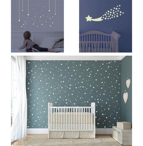 decoration chambre bebe etoile deco chambre bebe theme etoile visuel 3