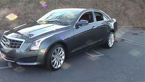 2013 Cadillac Ats 4 Awd 3 6l Luxury Collection  Detailed