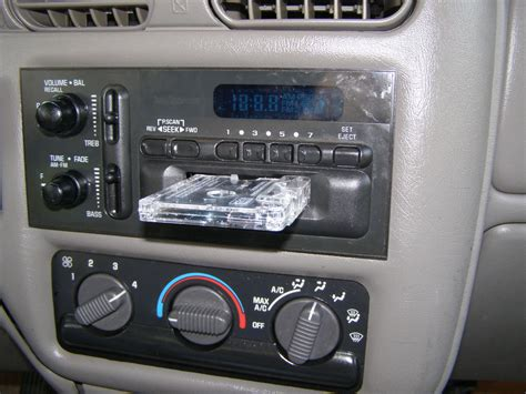 Cassette Car Stereo by 16 Gadgets That Will Keep You Safe And Secure