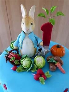 Peter Rabbit Cake - CakeCentral com
