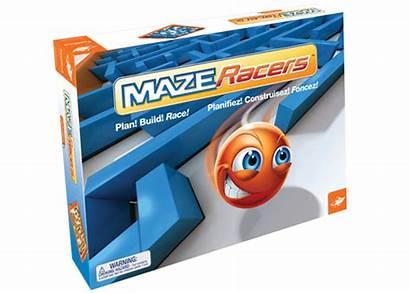 Maze Cereal Box Field