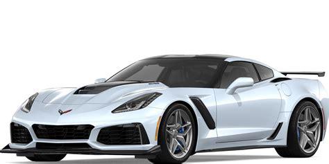 The 2019 Chevrolet Corvette Zr1