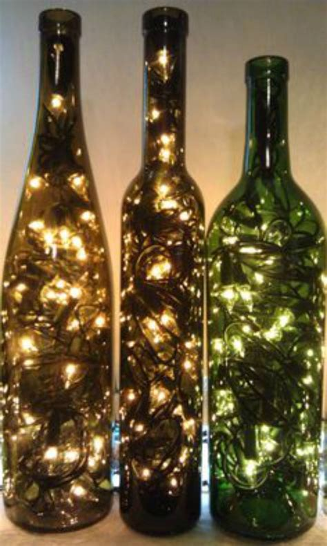 Decorative Wine Bottles Crafts by Repurpose Wine Bottles Into Decorative Ls All You Need