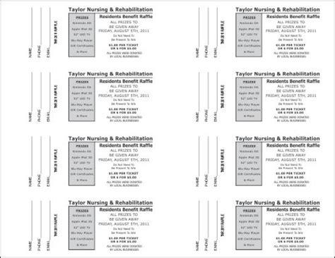 raffle ticket printing template small raffle ticket template 3 raffle ticket templates