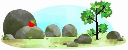 Google Doodle Sommeranfang Wieder Ein Erstellt Grafiker