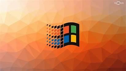 Wallpapers 98 Windows Plus Backgrounds Desktop Win