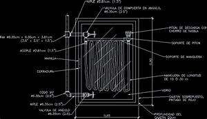 Fire Hose Wall Cabinet DWG Block for AutoCAD • Designs CAD