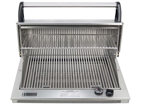 built in countertop grill magic legacy stainless steel deluxe classic 23