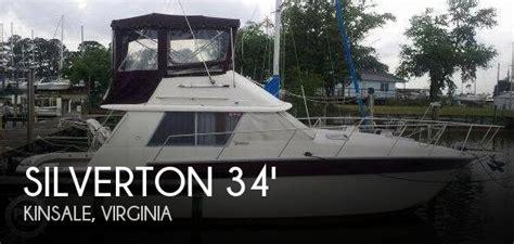 Boats For Sale Kinsale Va by 1985 Silverton 34 Fishing Boat For Sale In Kinsale Va