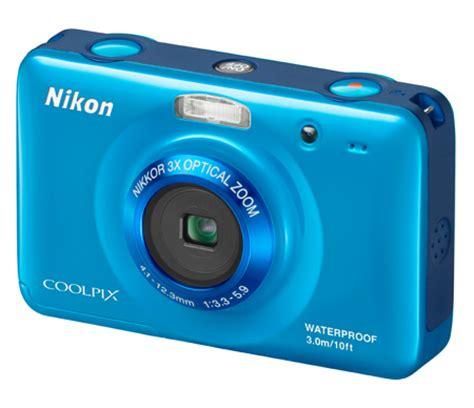Appareil Photo Pour Enfant Nikon Coolpix S30 L Appareil Photo Pour Enfants 233 Tanche