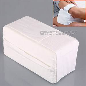 knee ease pillow cushion comforts bed sleeping seperate With bed knee support pillow