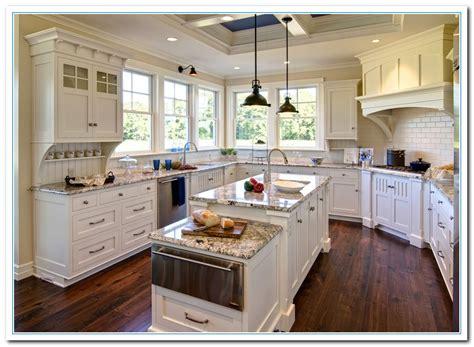 white kitchen cabinets countertop ideas white kitchen cabinets and granite quicua com