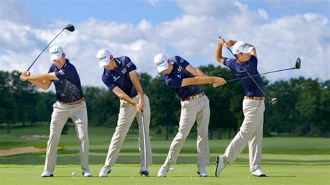 Golf Swing Sequence by The Fundamentals Of The Golf Swing Underdog Sports